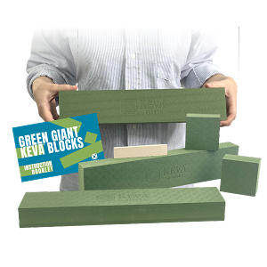 Green Giant DuraFoam KEVA Blocks (Price $399.99)